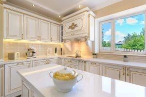 שיש למטבח בגבעת שמואל